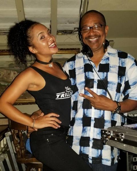 Chandre & DJ Cavon