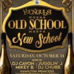 DJ Youngals Old School Meets New School