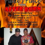 An Old School Ticket Only Event At Place's Place