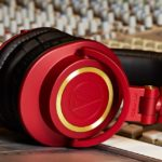 Special Edition Audio Technica ATH-M50xRD Headphones Launched