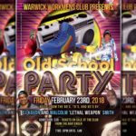 "Warwick Workmans Old School Party with DJ Cavon and Malcolm ""Lethal Weapon"""