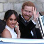Idris Elba DJs For Prince Harry and Meghan Markle