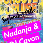 Groove Cruise Sept 14th
