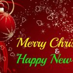 Merry Christmas And Happy New Year To All My Patrons and Friends.