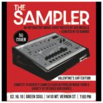 The Sampler – Not Your Average Music Trivia Event!